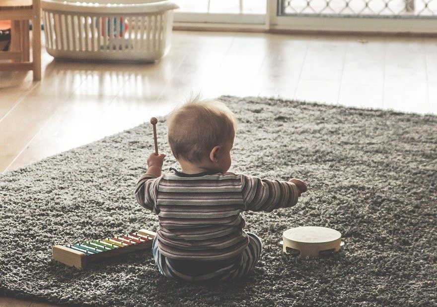 Aktiviteter med baby
